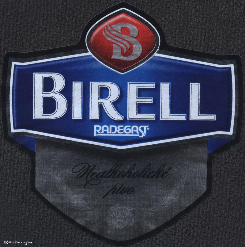 Birell - Radegast - Nealkoholicke pivo