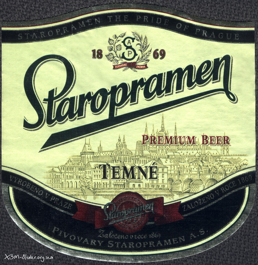 Staropramen - Temne