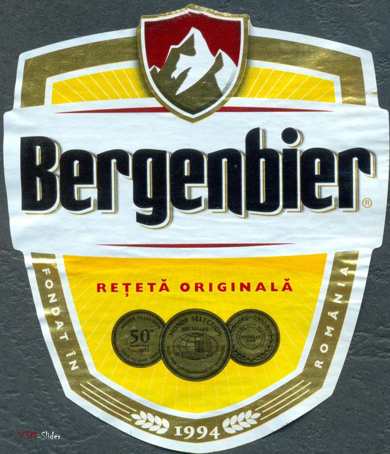 Bergenbier - Reteta Originala