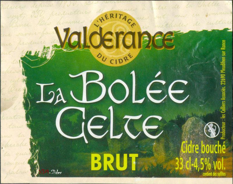 La Bolee Celte Brut - Val de rance