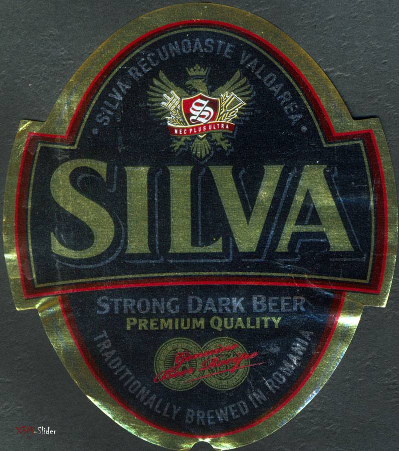Silva - Strong Dark Beer - Premium Quality