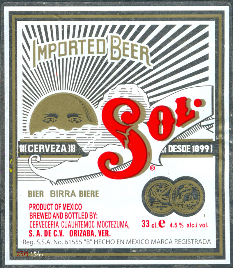 Sol - Imported Beer