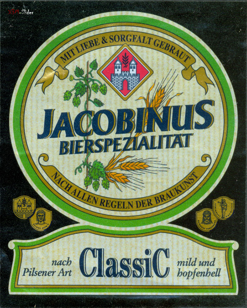 Eschweger Jacobinus Bierspezialität Classic