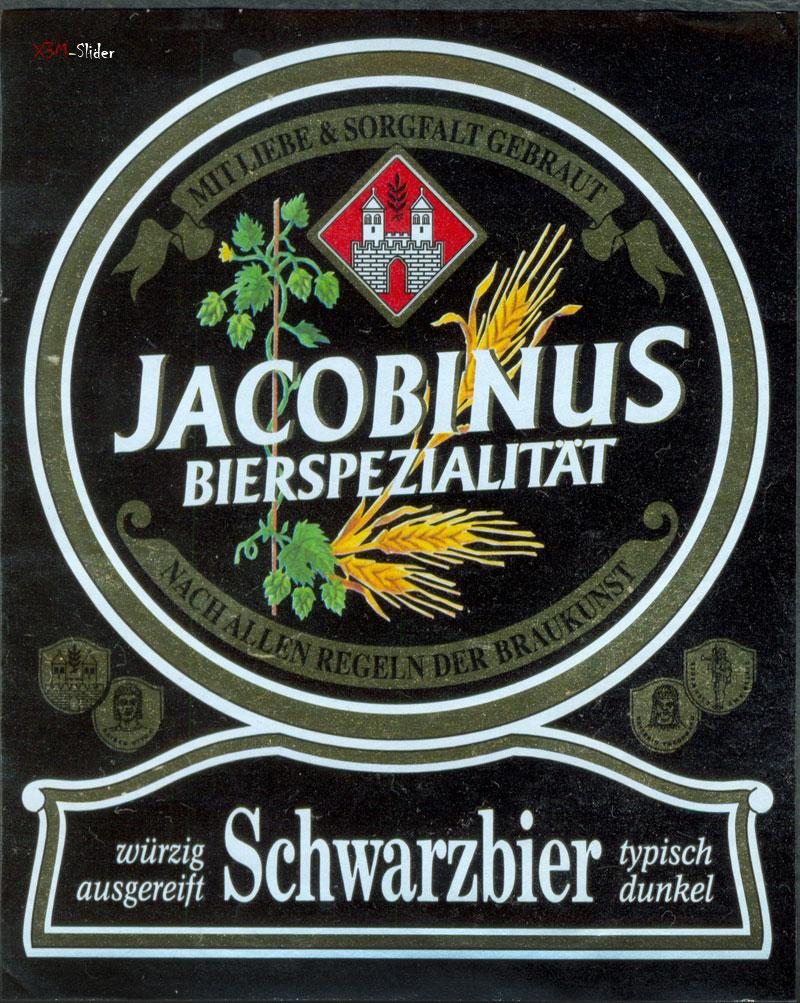 Eschweger Jacobinus Bierspezialität Schwarzbier