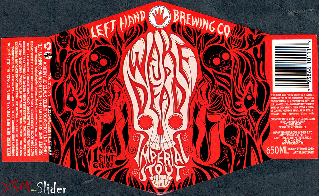 Left Hand - Wake Up Dead Imperial Sout