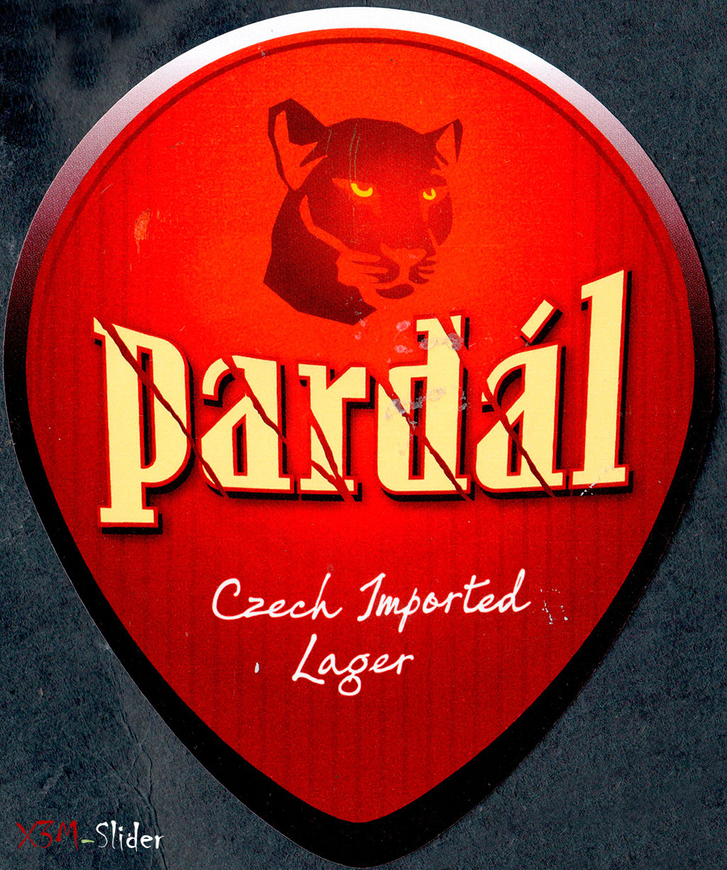 Pardal - Lager Czech Imported