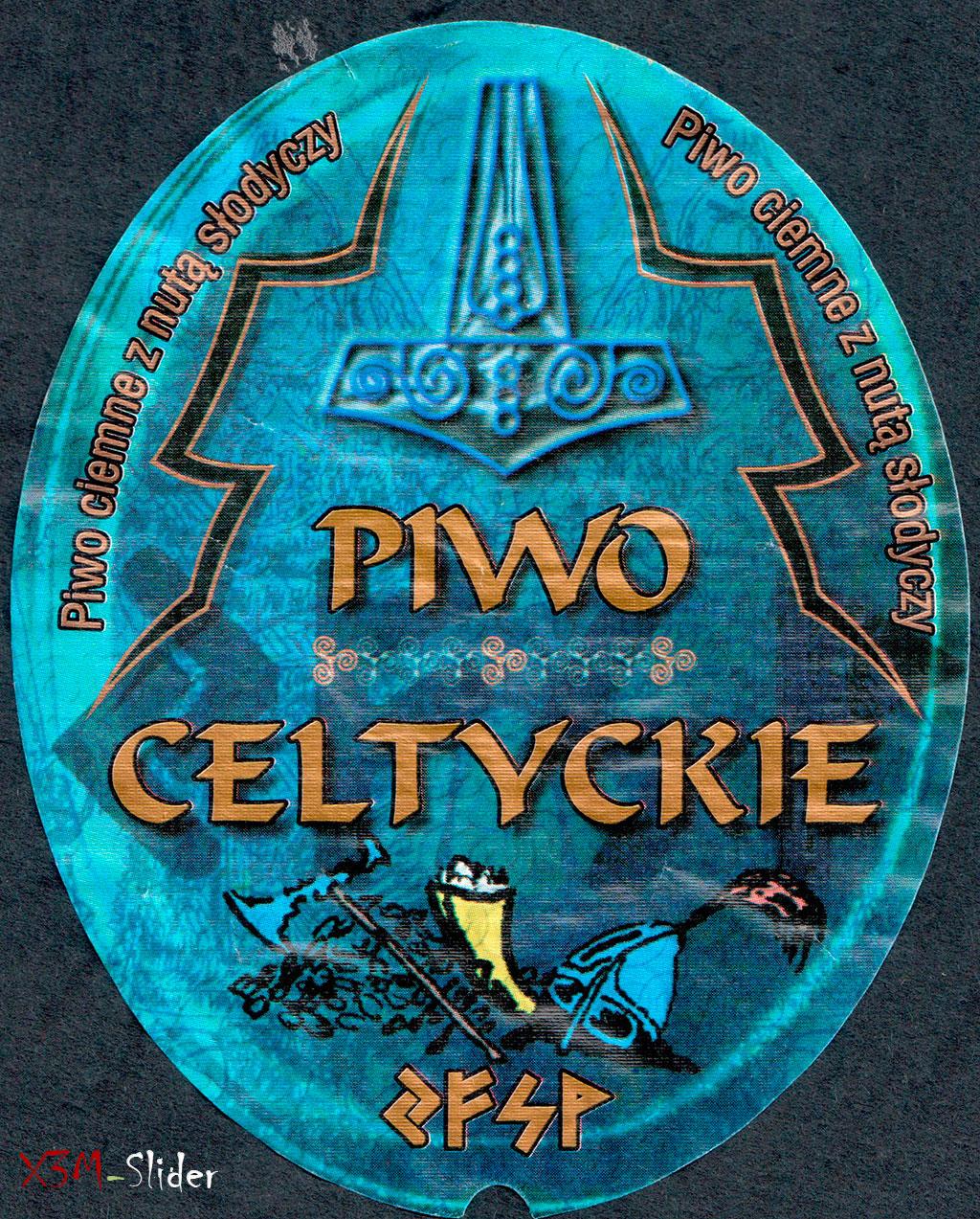 Piwo Celtyckie - Witnica