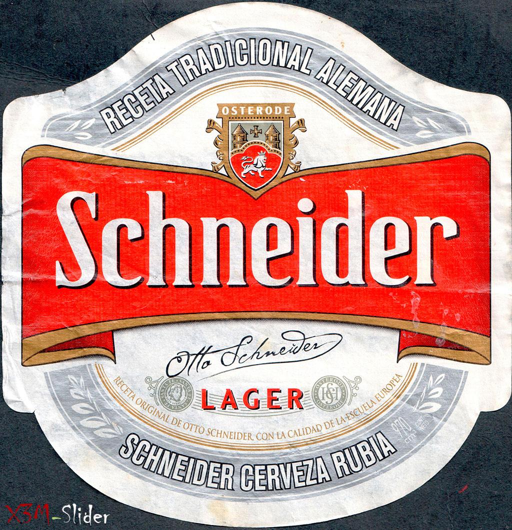 Schneider - Lager