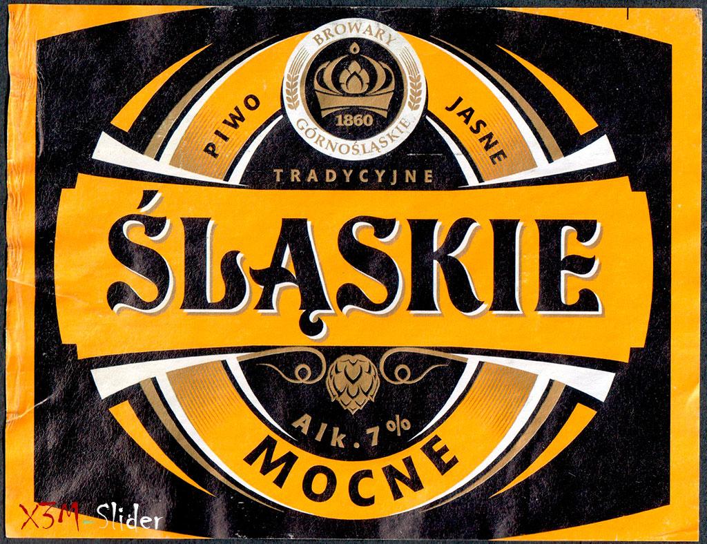 Slaskie - Mocne