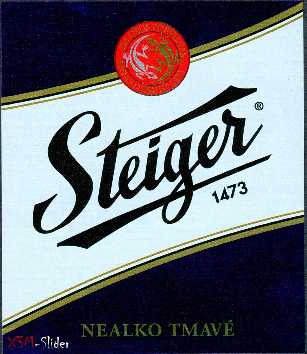 Steiger - Nealko Tmave