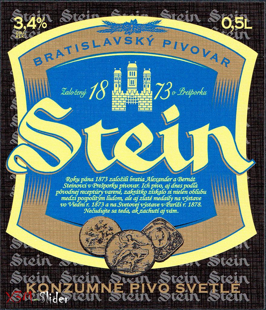 Stein - Konzumne Pivo Svetle