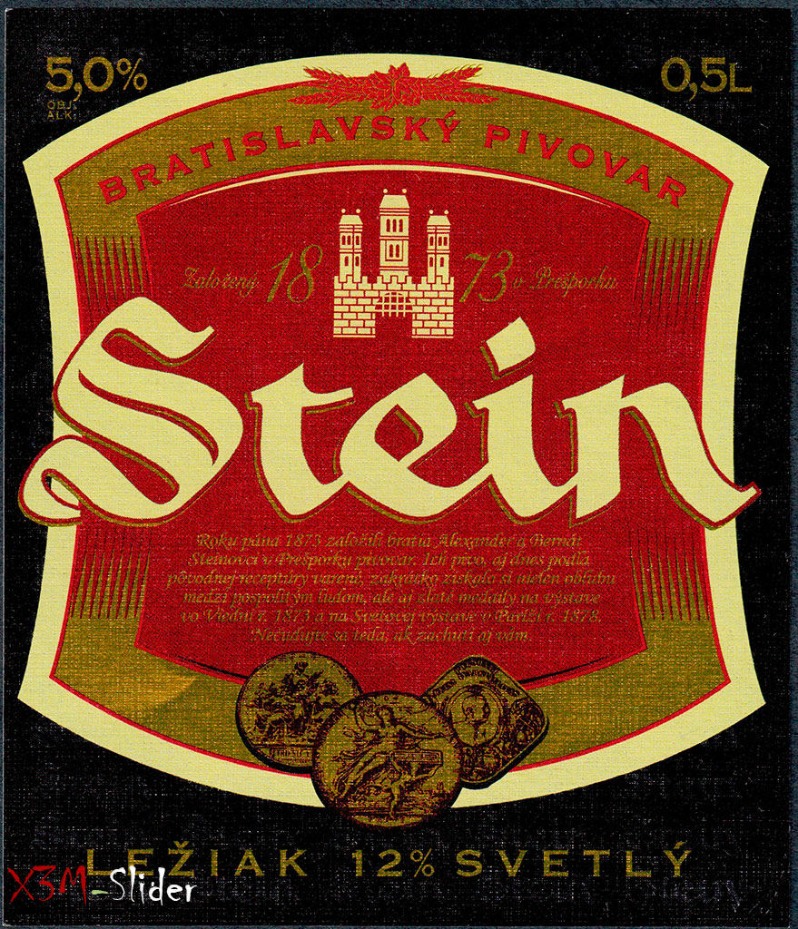 Stein - Leziak Svetly