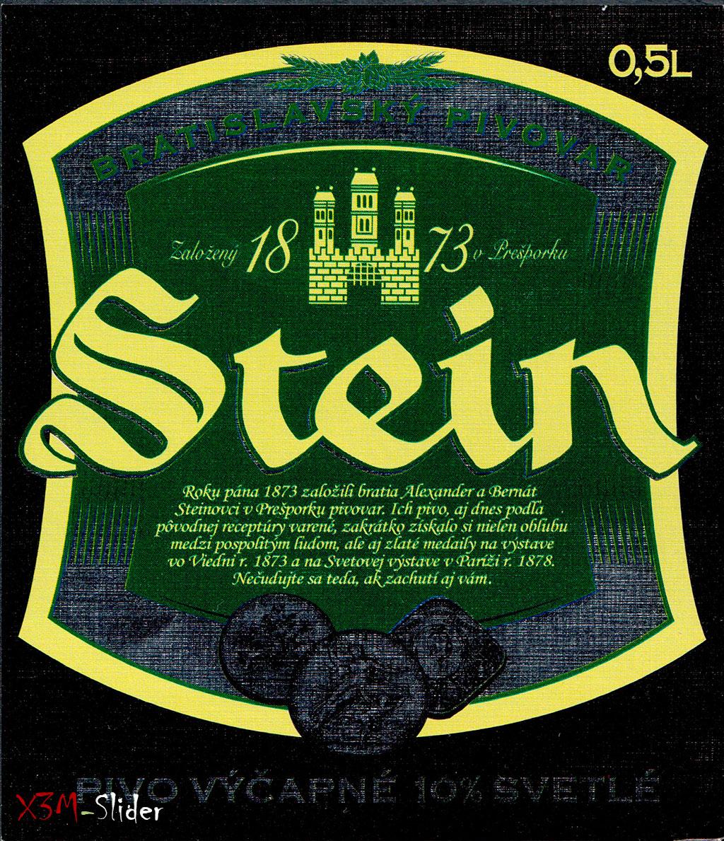 Stein - Pivo Vycapne Svetle 10