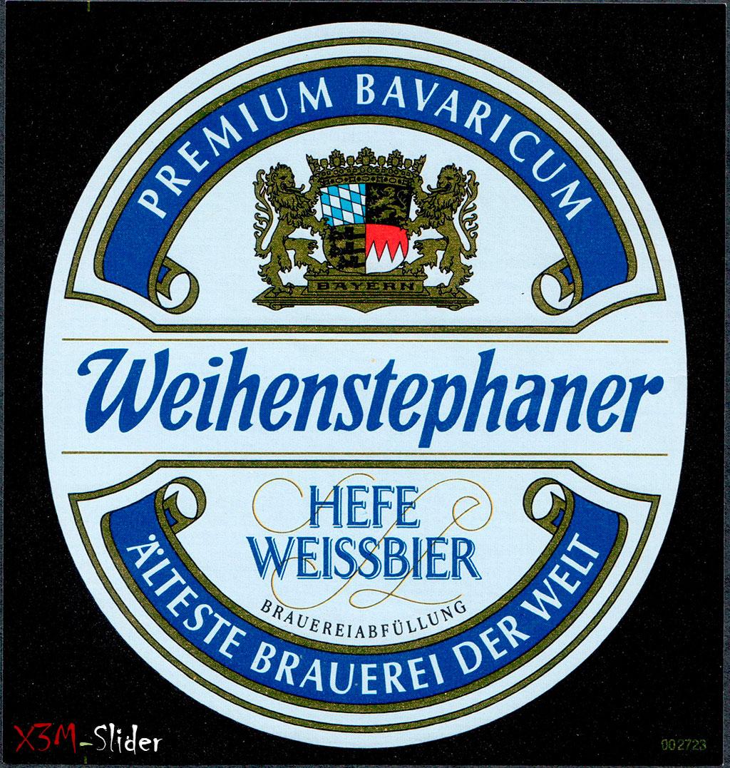 Weihenstephaner - Hefe Weissbier