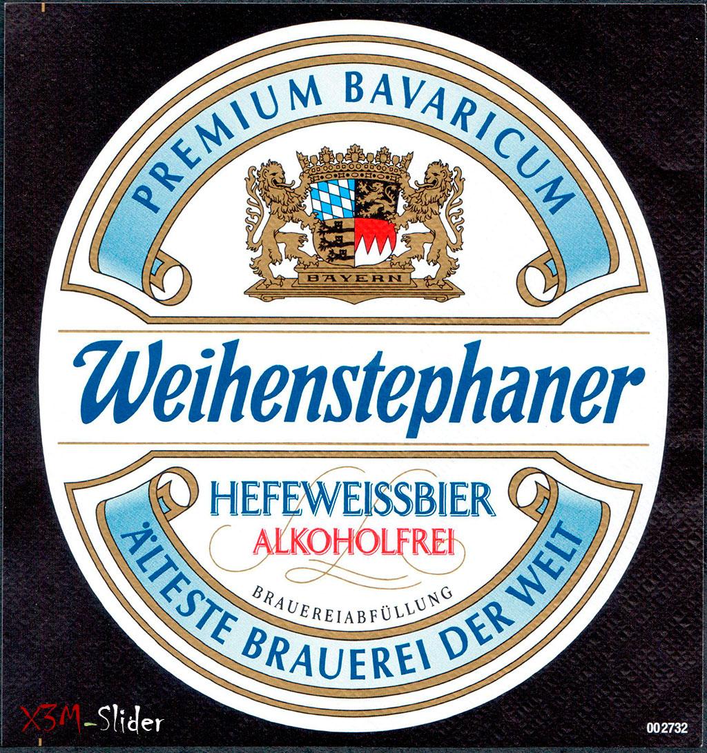 Weihenstephaner - Hefeweissbier Alkoholfrei