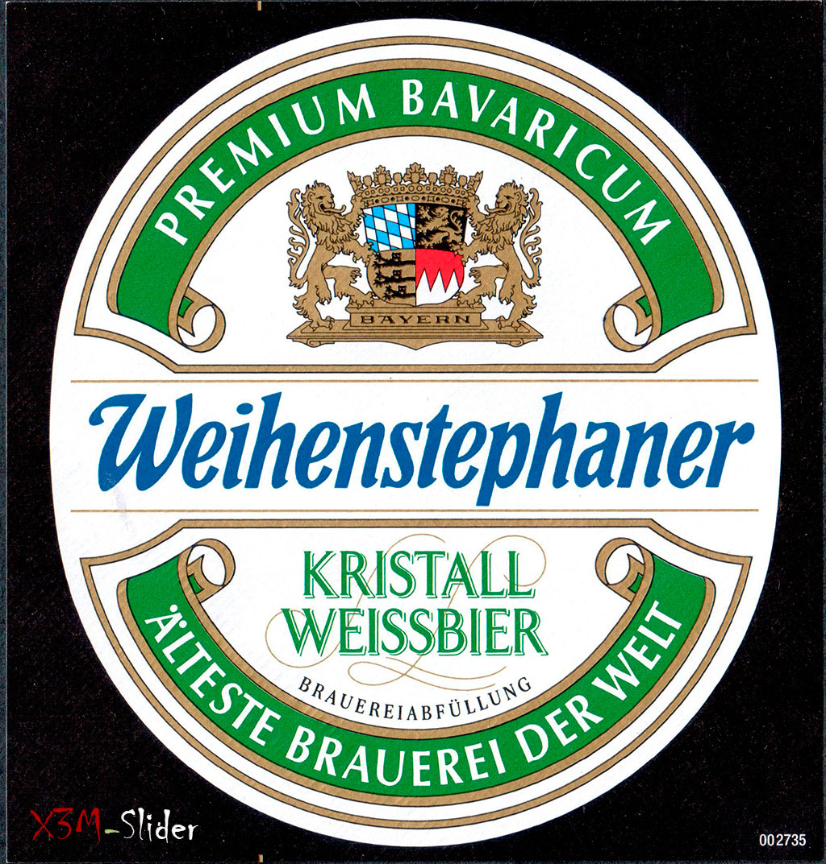 Weihenstephaner - Kristall Weissbier