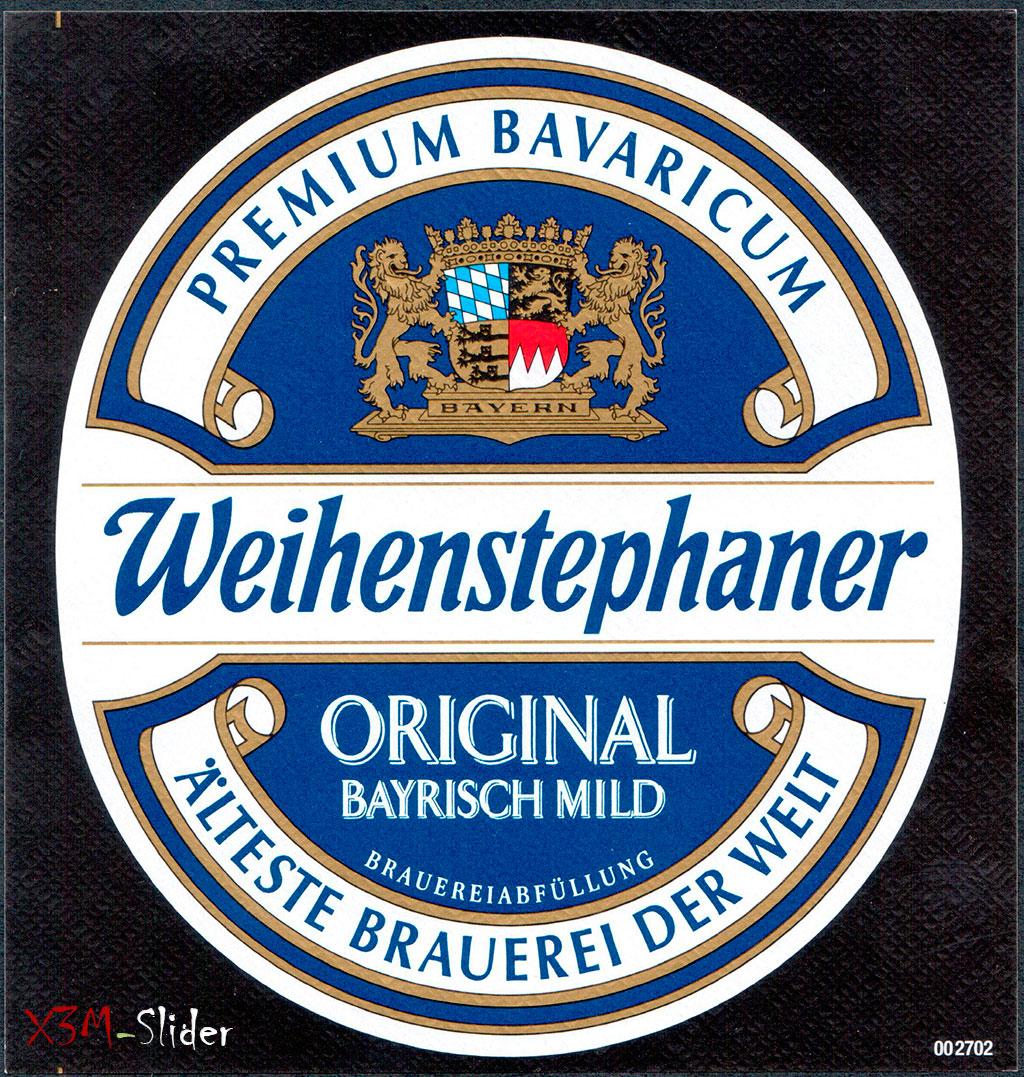 Weihenstephaner - Original Bayrisch Mild