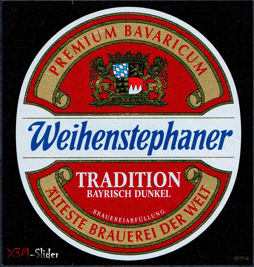 Weihenstephaner - Tradition Bayrisch Dunkel