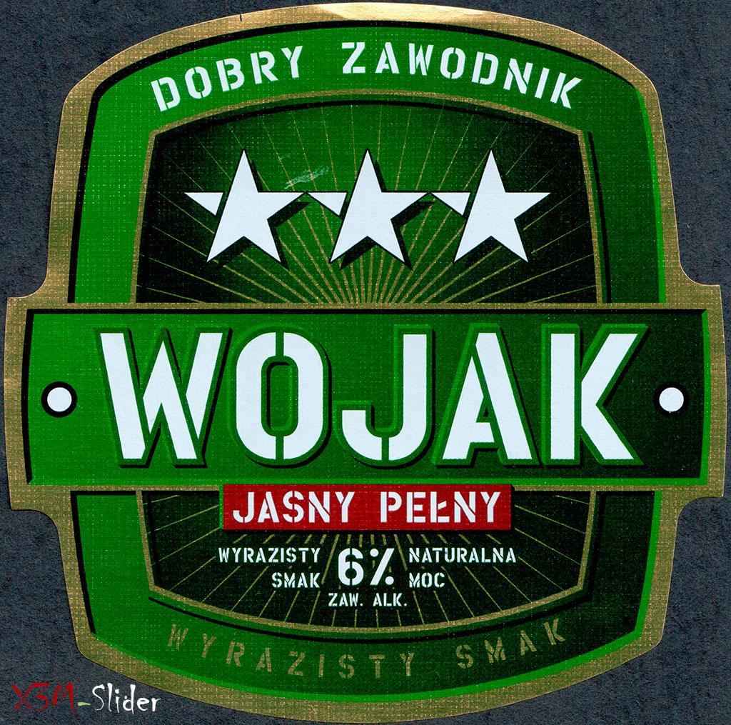 Wojak - Jasny Pelny - Dobry Zawodnik