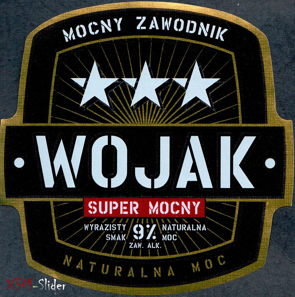 Wojak - Super Mocny