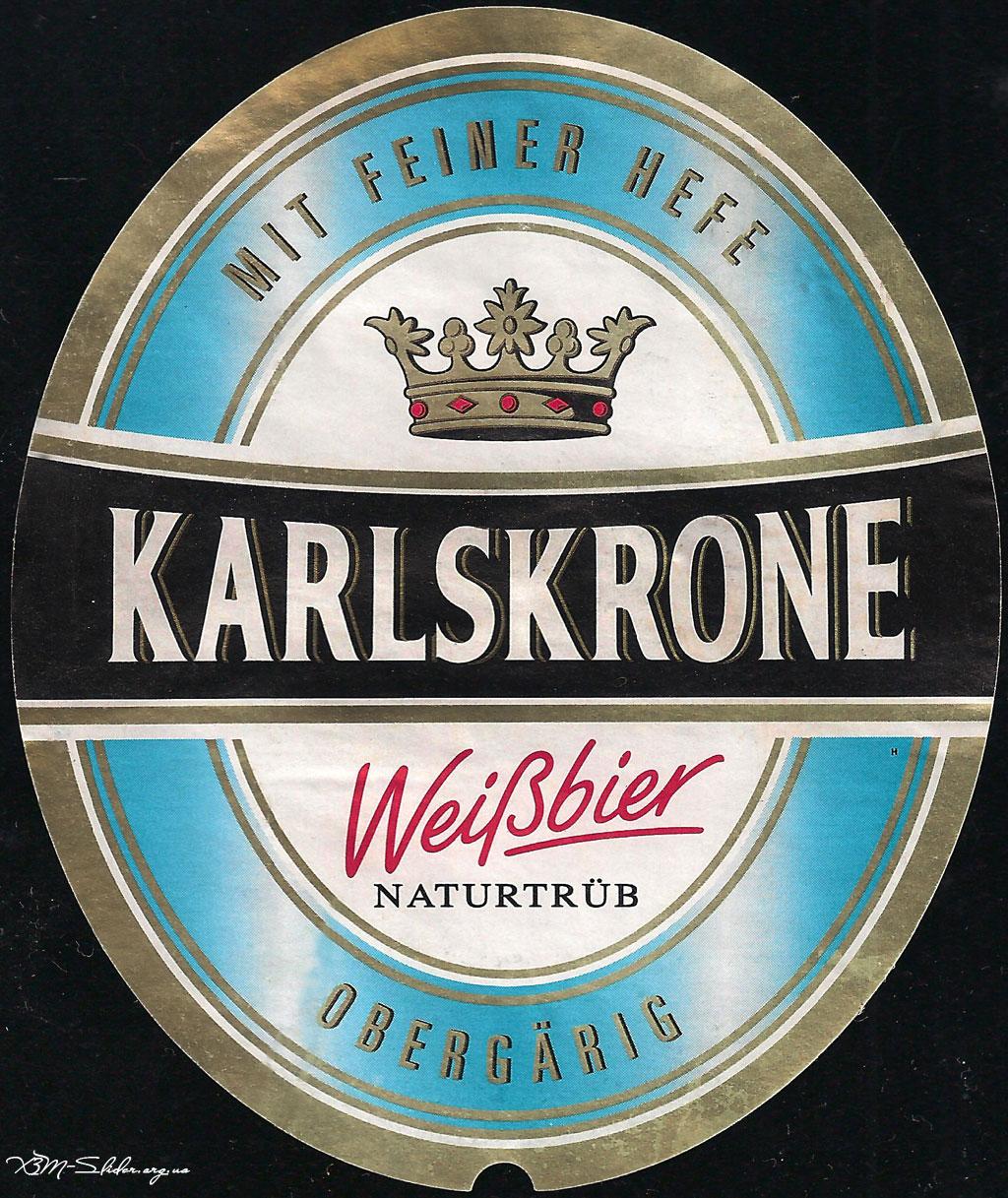 Karlskrone - WeiBbier