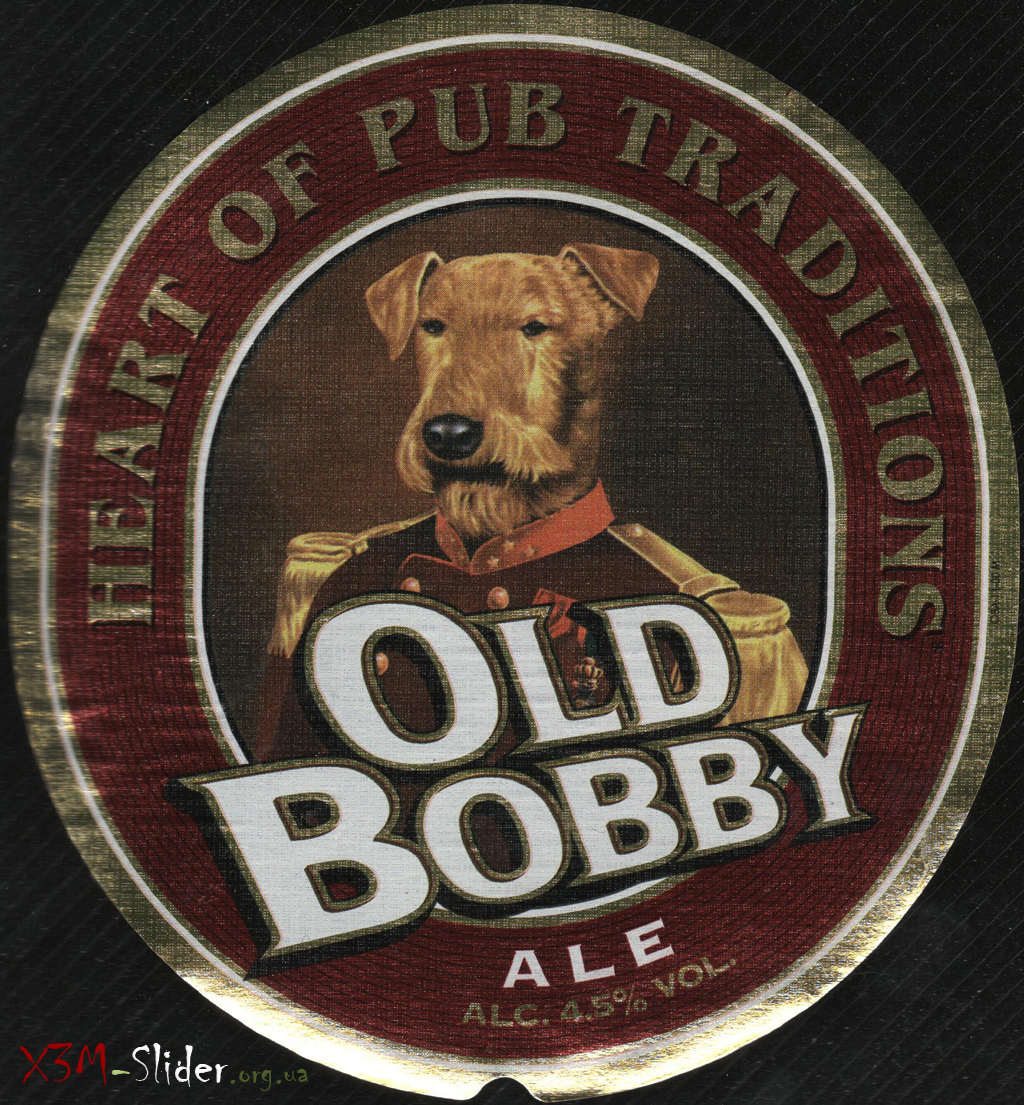 Old Bobby - Ale