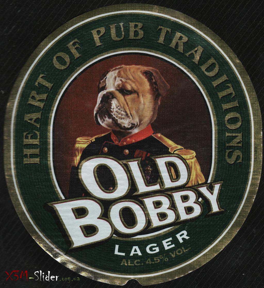 Old Bobby - Lager