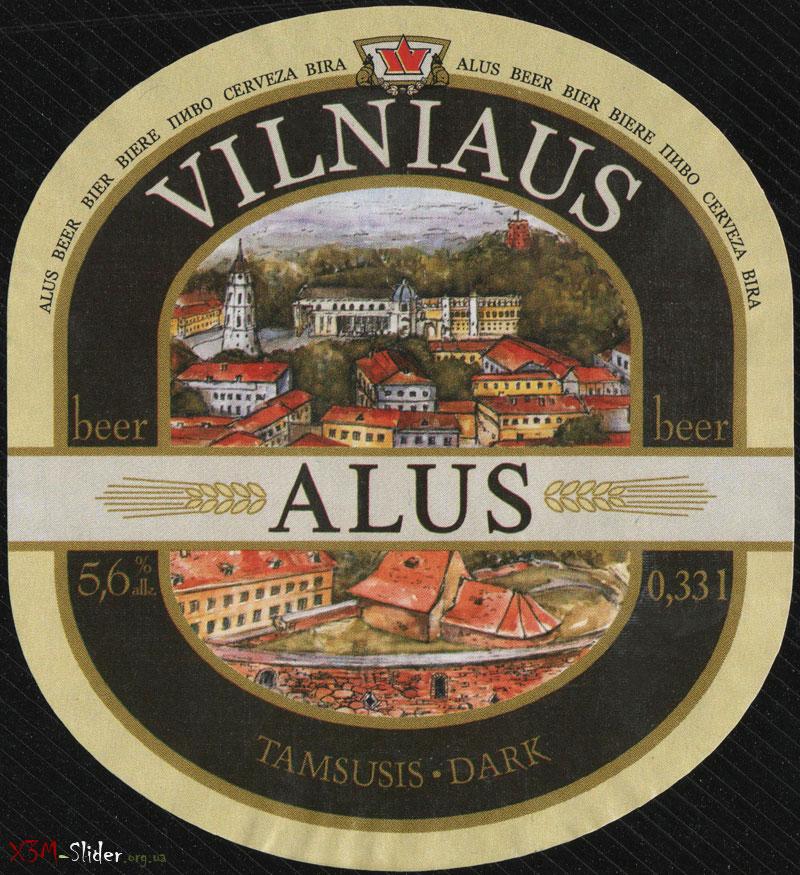 Vilniaus Alus - Tamsusis (Dark)
