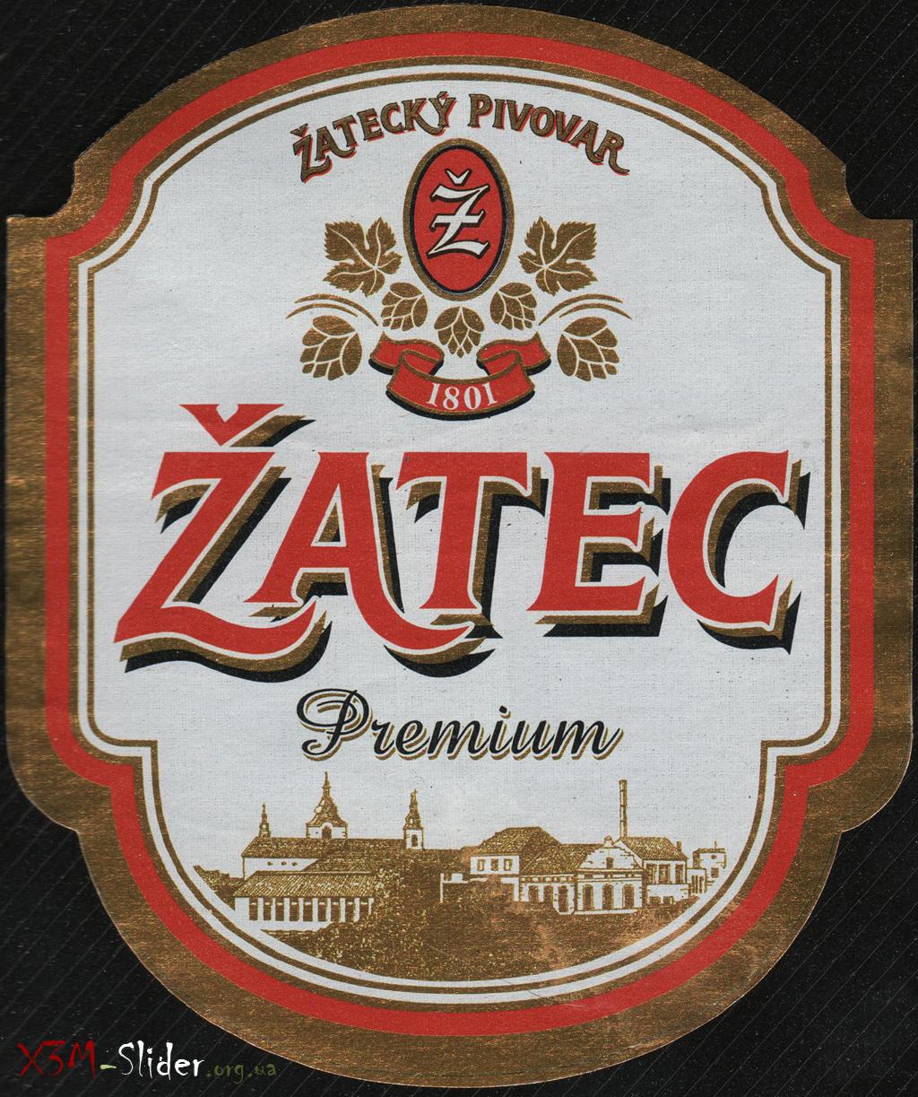 Zatec - Premium - Zatecky Pivovar