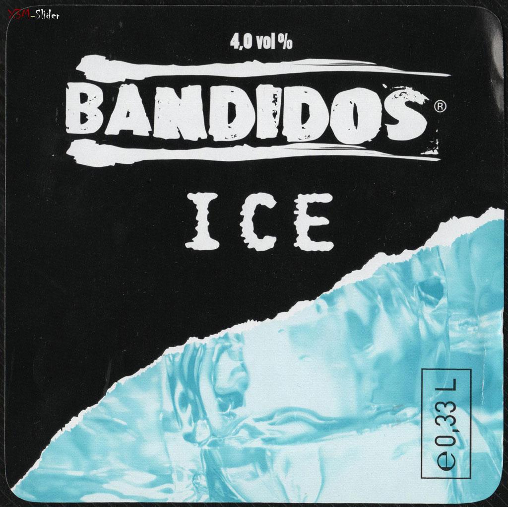 Bandidos ICE - Pivovarna Lasko