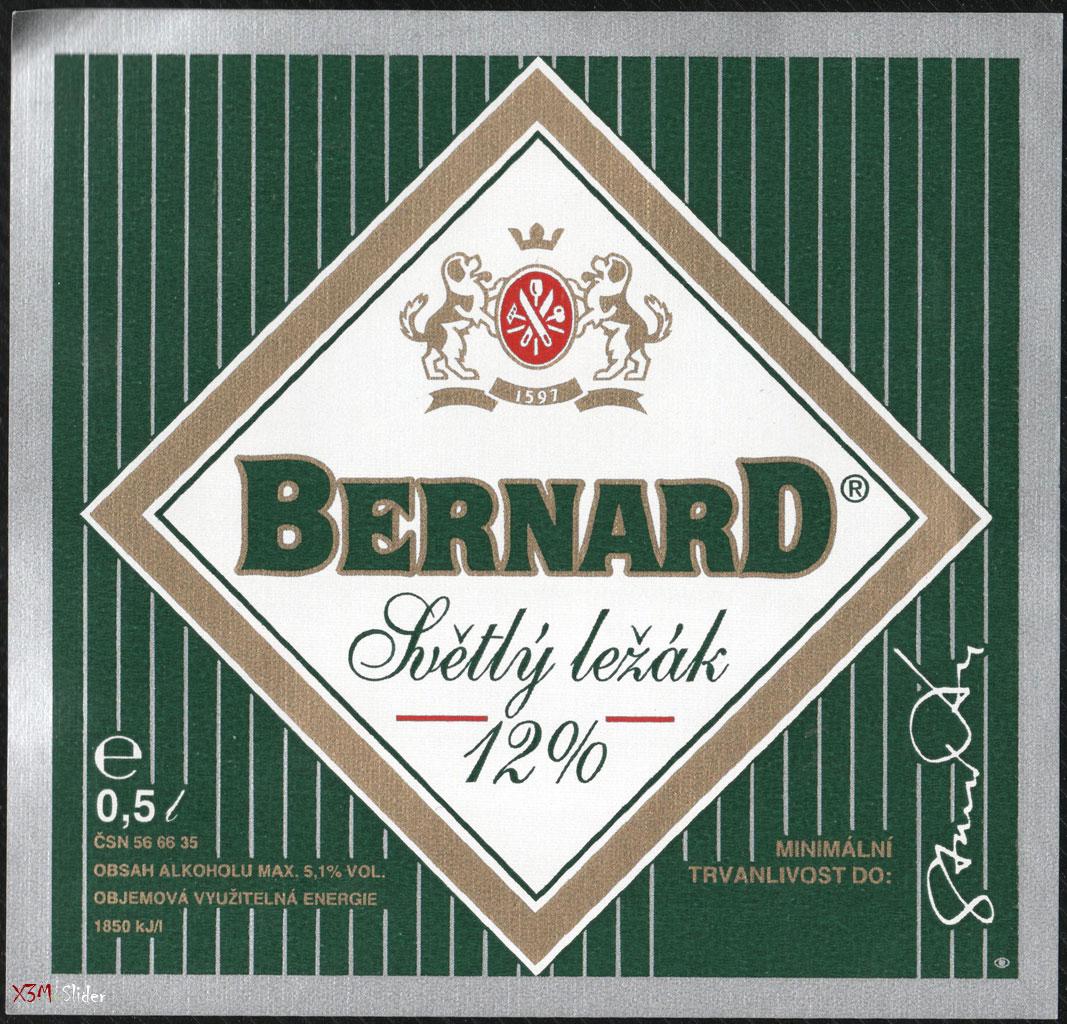 Bernard - Svetly Lezak 12%