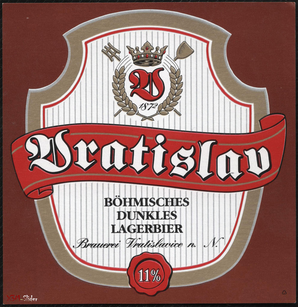 Bratislav - Bohmisches Dunkles Lagerbier