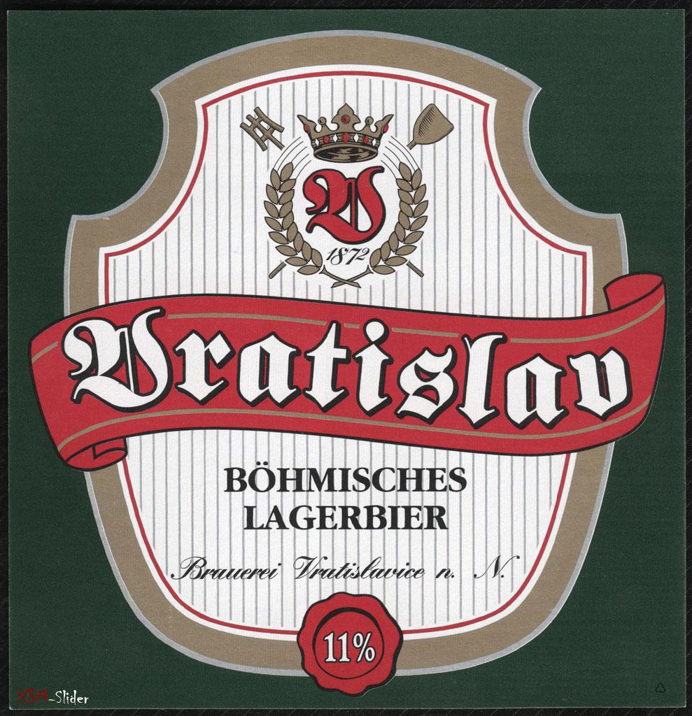 Bratislav - Bohmisches Lagerbier