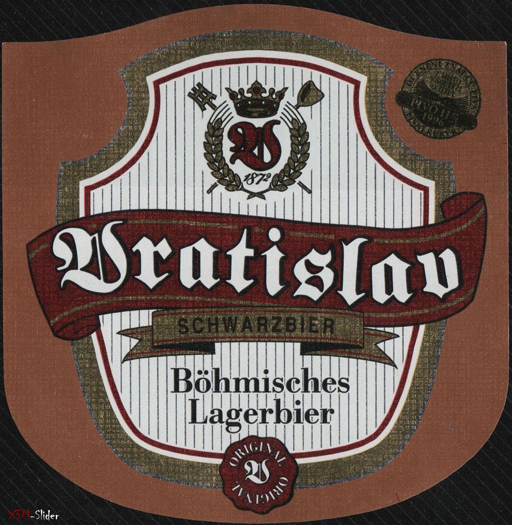 Bratislav Schwazbier - Bohmisches Lagerbier