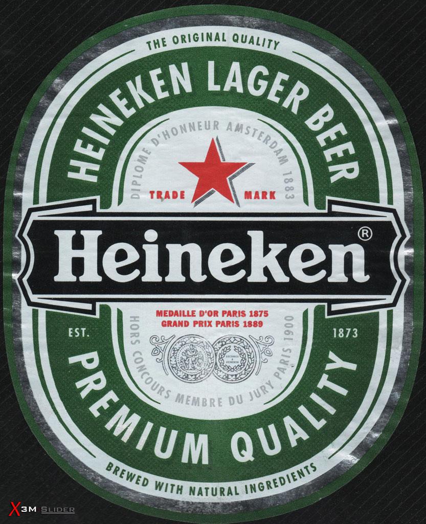 Haineken - Lager Beer - Premium Quality