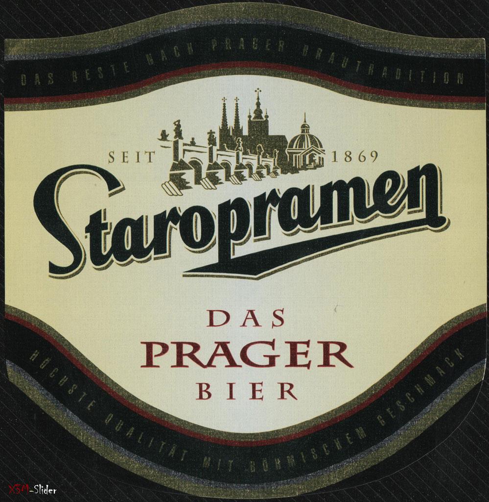 Staropramen - Das Prager Bier