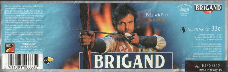 Brigand - Belgisch bier