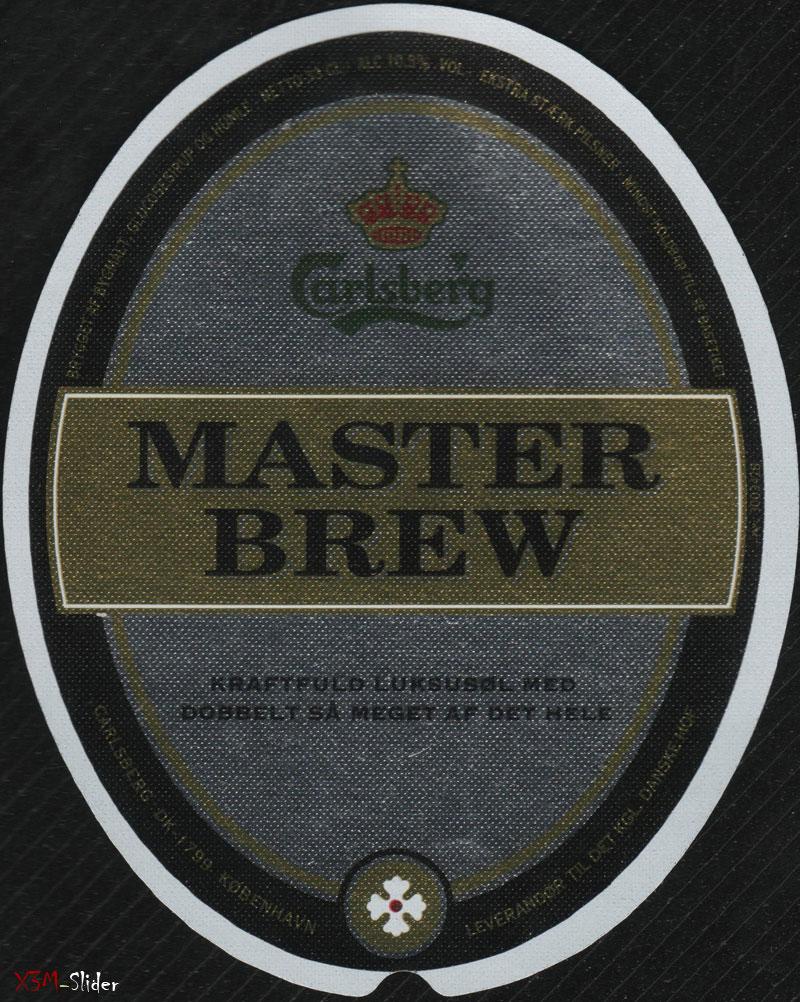 Carlsberg - Master Brew