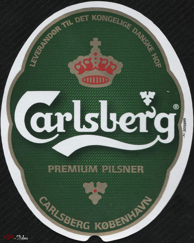 Carlsberg - Premium Pilsner