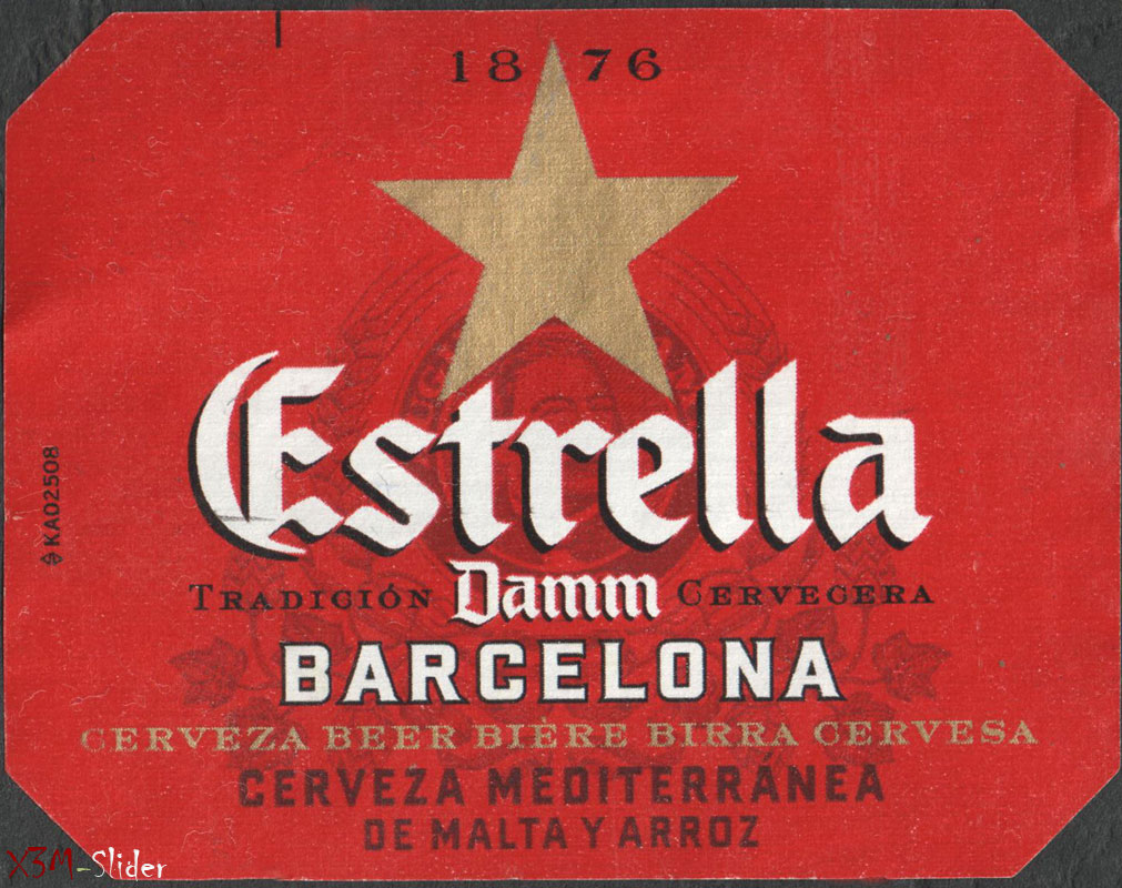 Estrella Damm - Barcelona