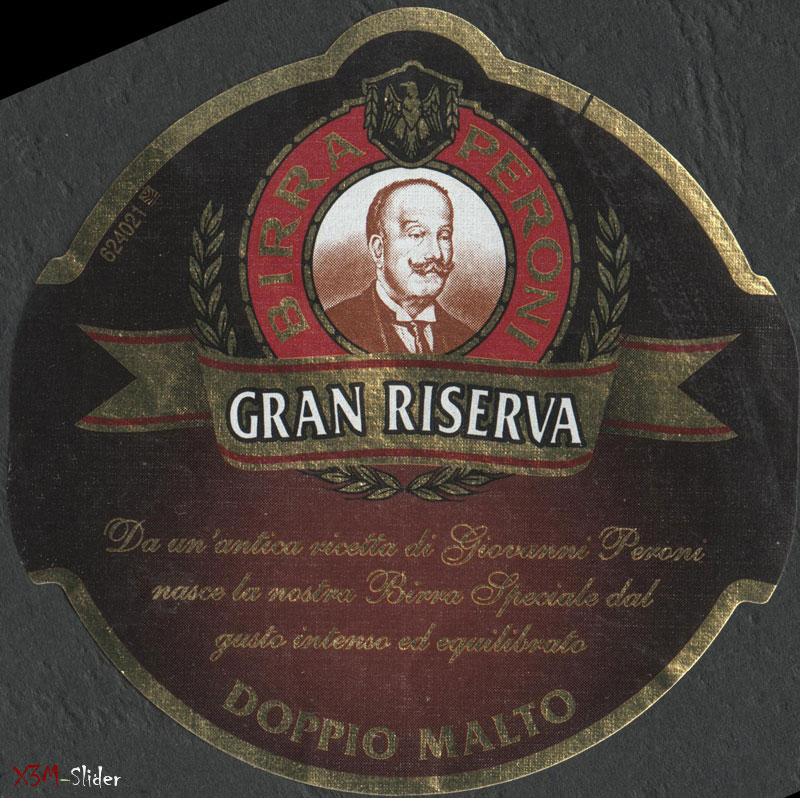 Gran Riserva - Birra Peroni - Doppio Malto