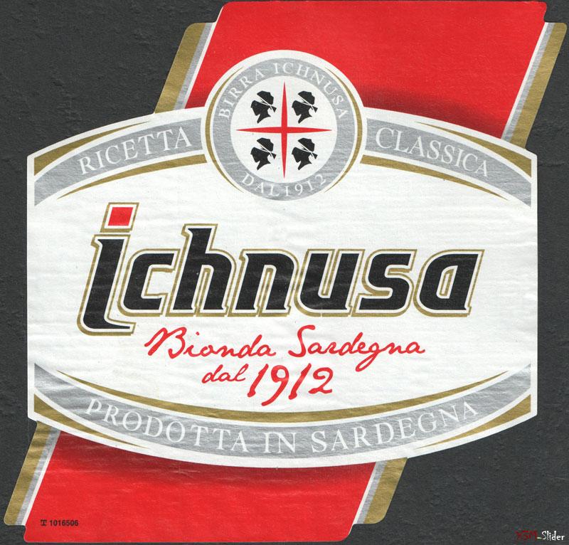 Ichnusa birra - Ricetta Classica - Prodotta in Sardecna