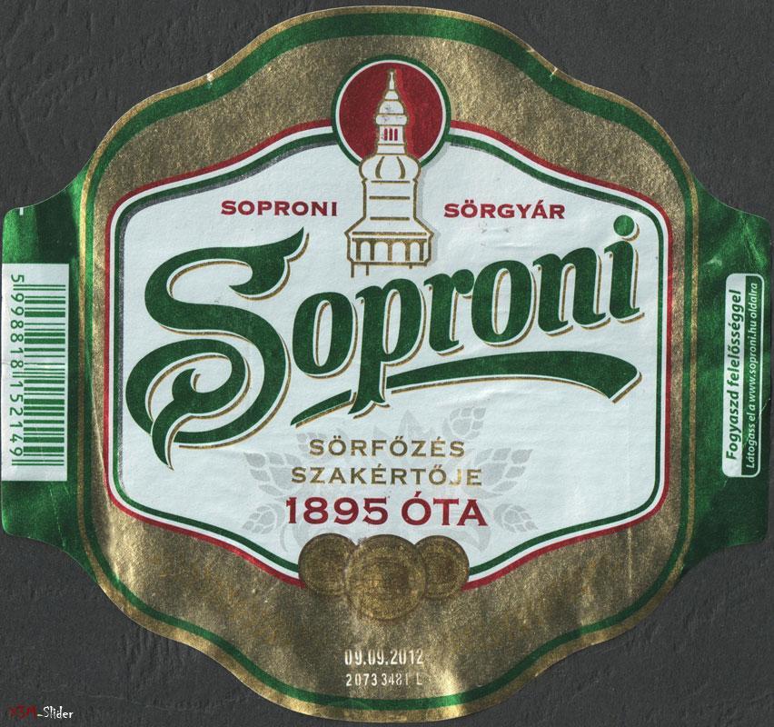 Soproni - Sorfozes Szakertoje