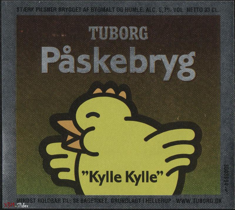 Tuborg Paskebryg (Tuborg Paskebrug) - Kylle Kylle