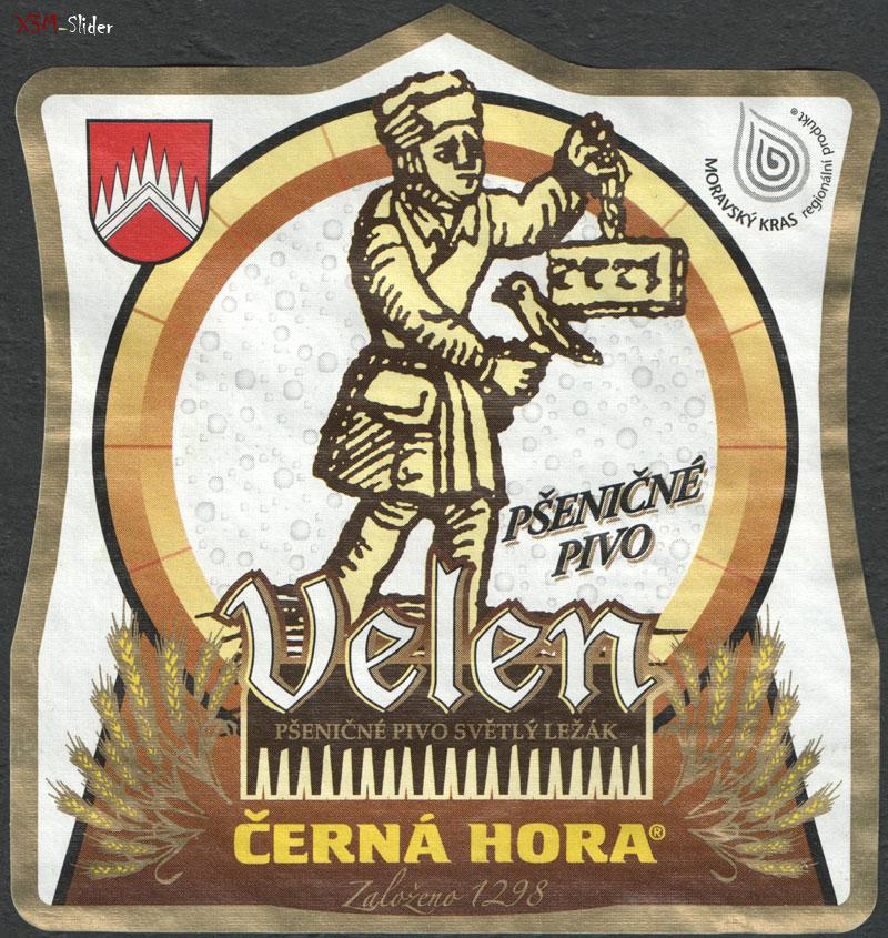 Cerna Hora - Psenicne Pivo - Velen