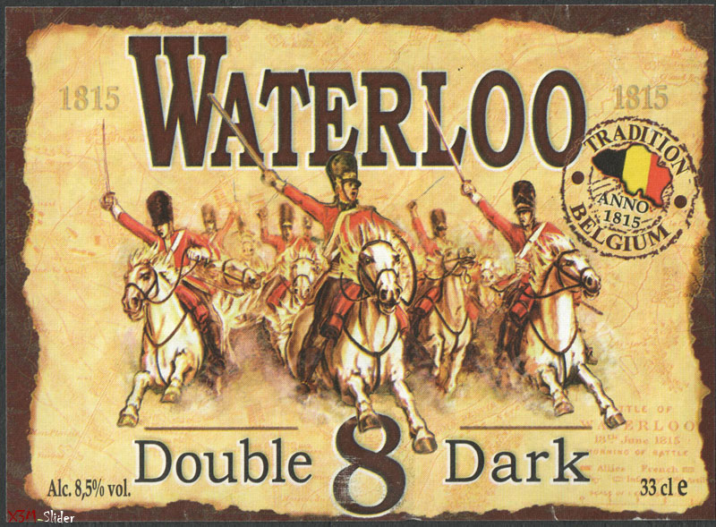 Waterloo - Double 8 Dark - Belgium