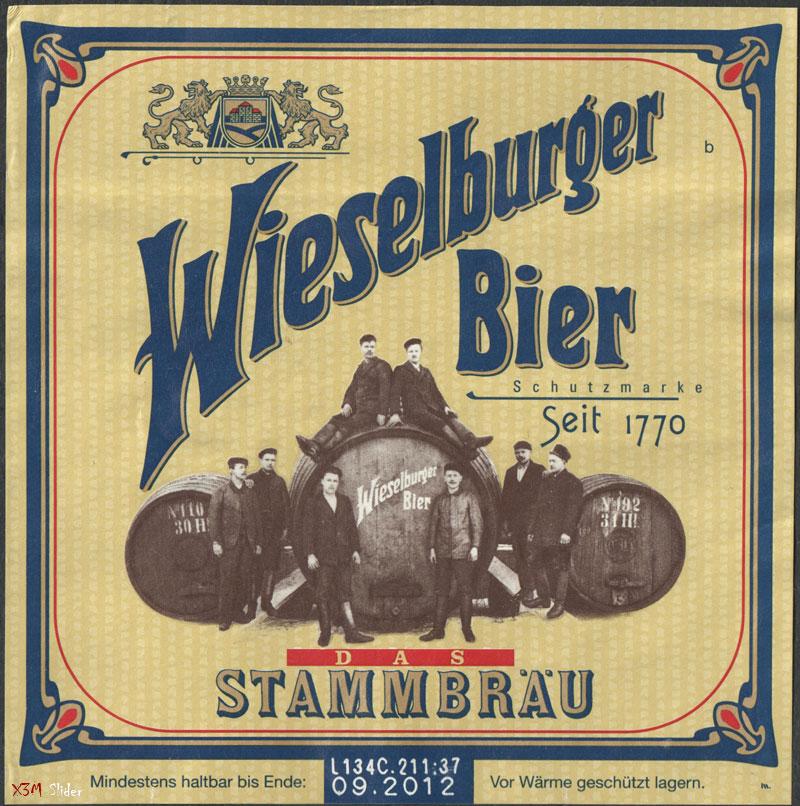 Wieselburger Bier - Das Stammbrau