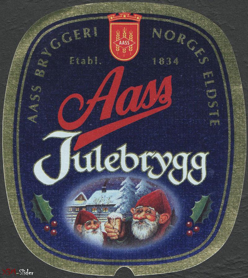 Aass - Julebrygg