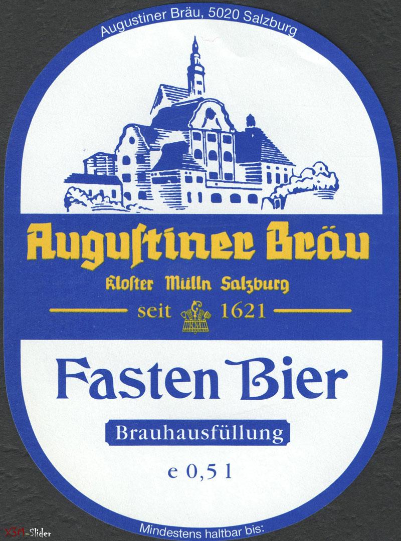 Augustiner Brau - Fasten Bier - Brauhausfullung