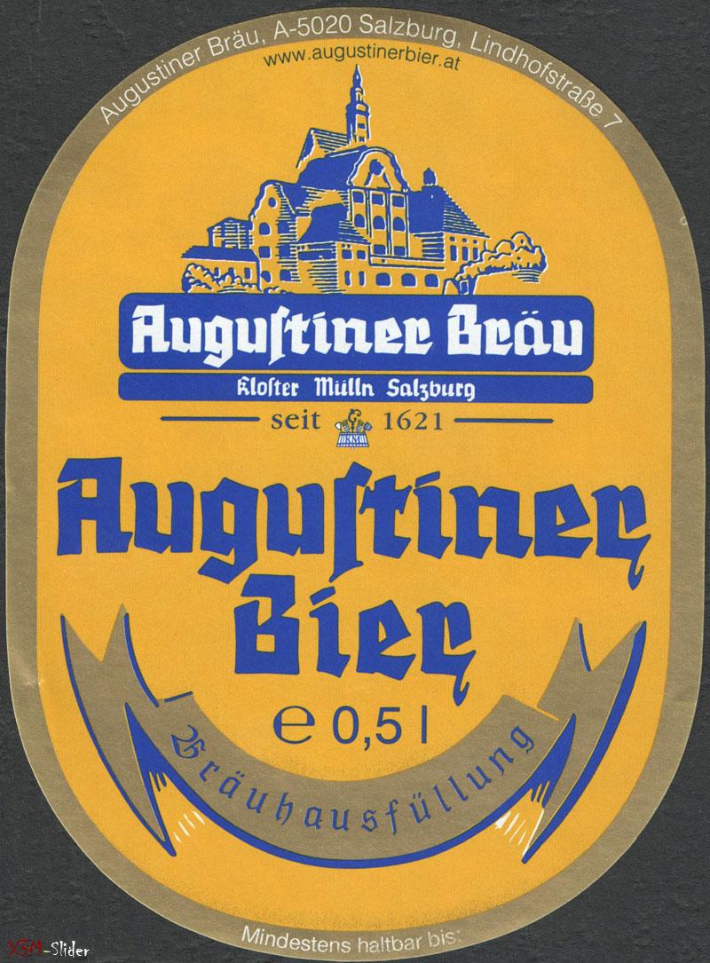 Augustiner Brau - Marzen Bier - Augustiner bier